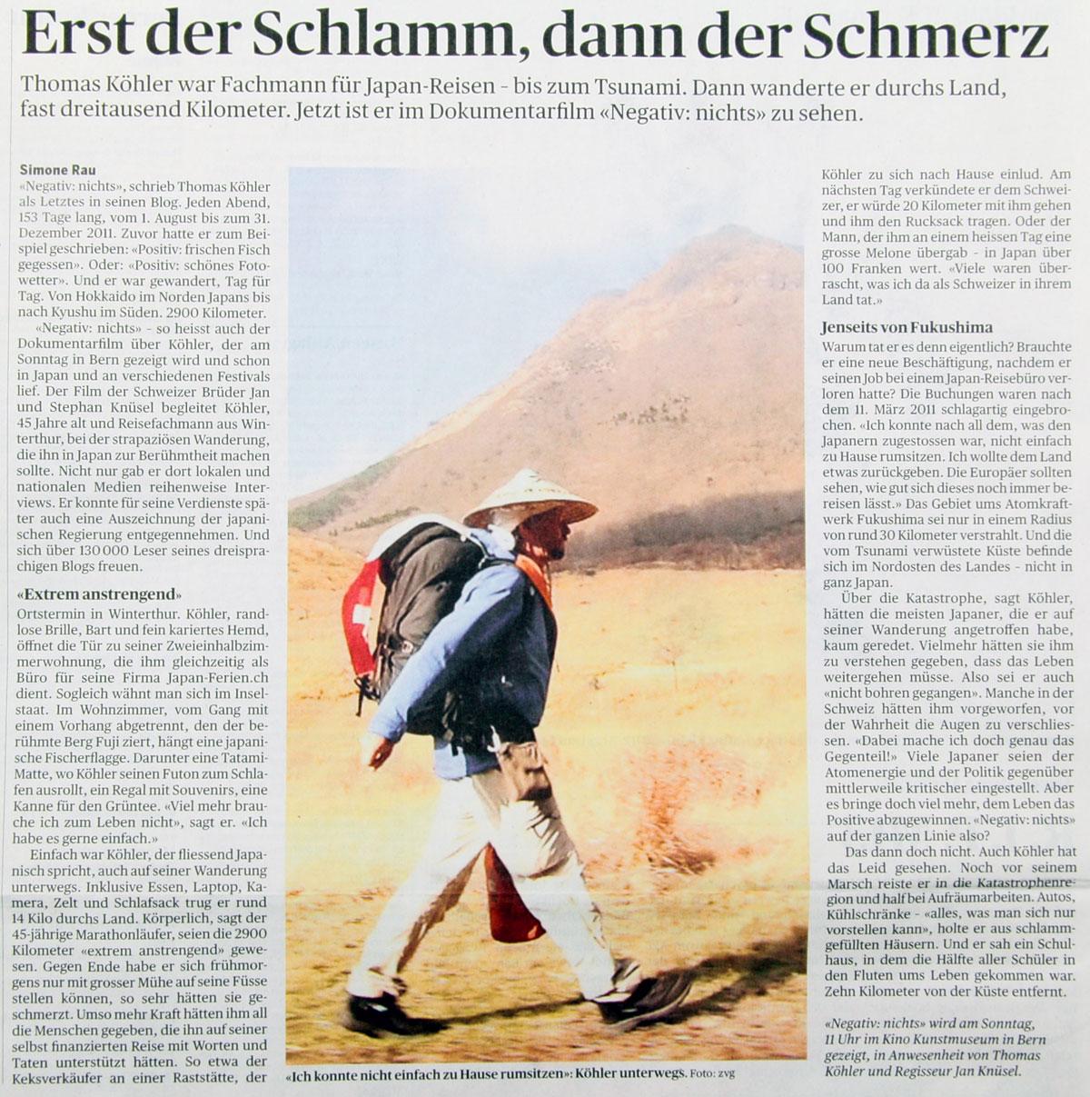 20130221-Der-Bund-40-Erst-der-Schlamm,-dann-der-Schmerz