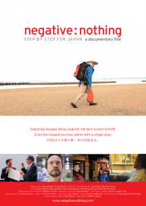 Negative: Nothing – 全てはその一歩から